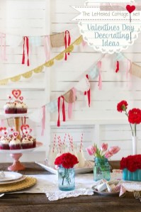Totally Fun Valentines Day Party Decorations Ideas 31
