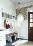 Amazing Farmhouse Entryway Mudroom Design Ideas 24
