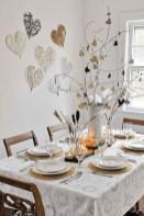 Amazing Minimalist And Modern Valentine Decoration Ideas 06