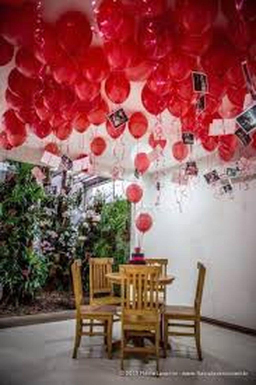 Amazing Outdoor Valentine Decoration Ideas 14
