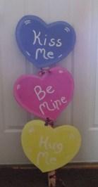 Amazing Outdoor Valentine Decoration Ideas 24