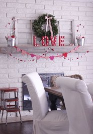 Beautiful Valentine Decoration Ideas For Your Home 13