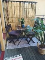 Cozy Apartment Balcony Decoration Ideas 01