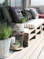 Cozy Apartment Balcony Decoration Ideas 37