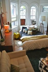 Cozy Apartment Studio Decoration Ideas 08
