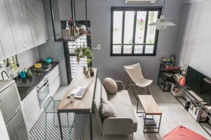 Cozy Apartment Studio Decoration Ideas 44