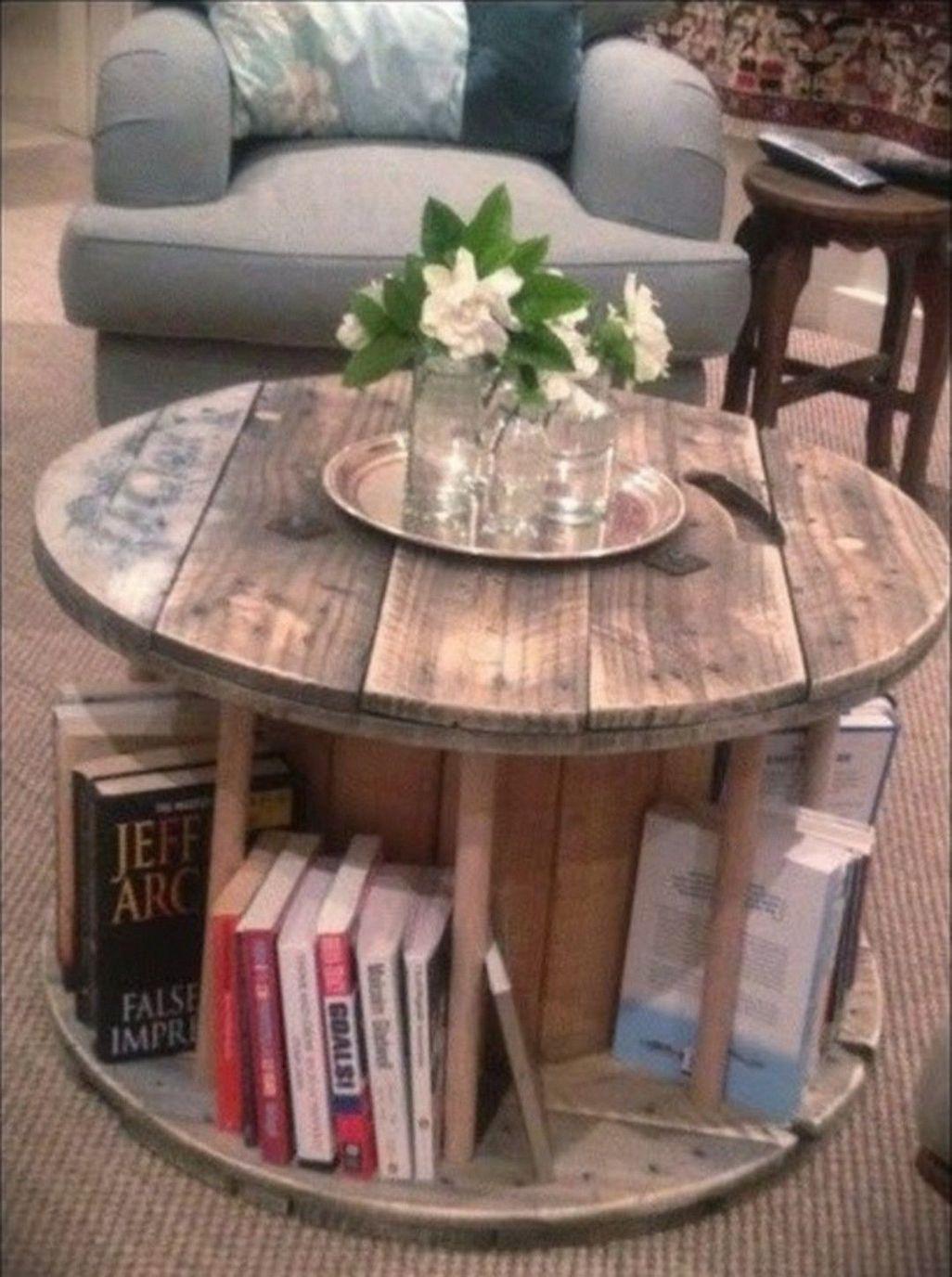 Creative Diy Wooden Home Decorations Ideas 23