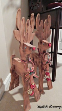 Creative Diy Wooden Home Decorations Ideas 24