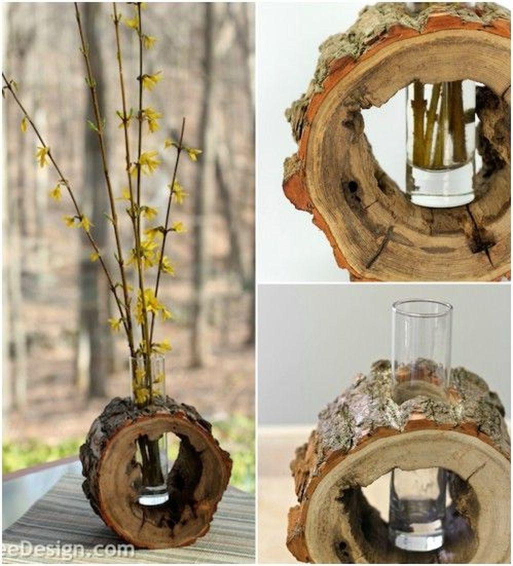 Creative Diy Wooden Home Decorations Ideas 25