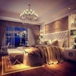 Elegant Small Master Bedroom Decoration Ideas 25
