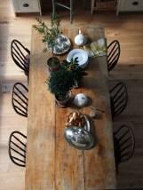 Inspiring Rustic Farmhouse Dining Room Design Ideas 04