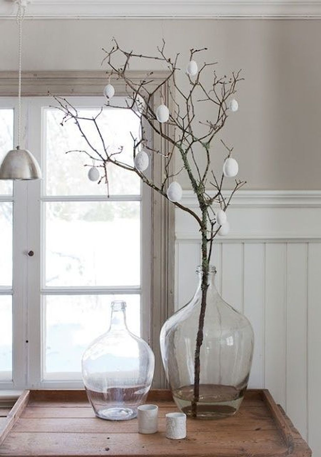 Minimalist Scandinavian Spring Decoration Ideas For Your Home 20