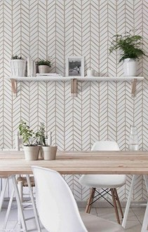 Minimalist Scandinavian Spring Decoration Ideas For Your Home 34