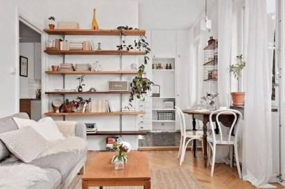 Romantic First Couple Apartment Decoration Ideas 19