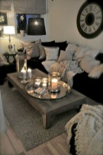Romantic First Couple Apartment Decoration Ideas 37