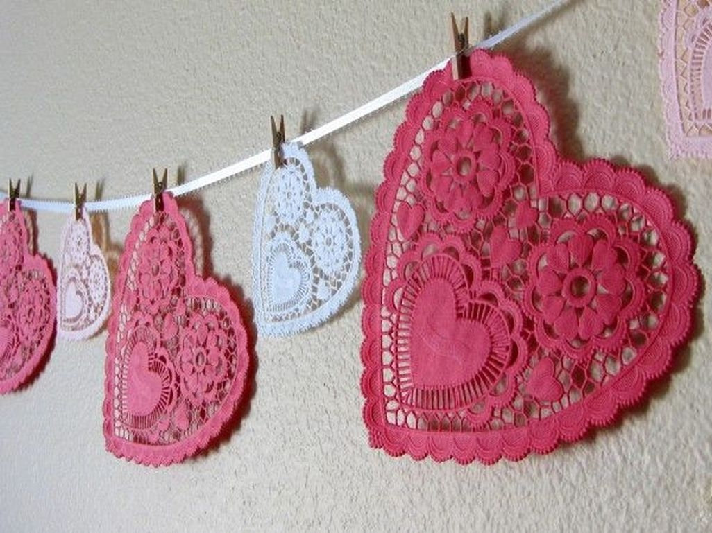 Smart Diy Valentine Craft Decoration Ideas 02