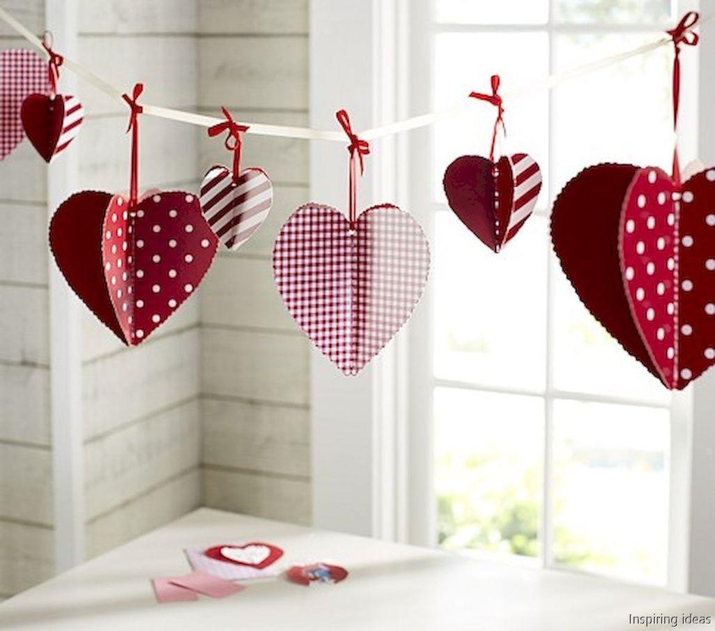 Smart Diy Valentine Craft Decoration Ideas 14
