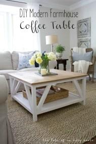 Amazing Rustic Farmhouse Living Room Decoration Ideas 31