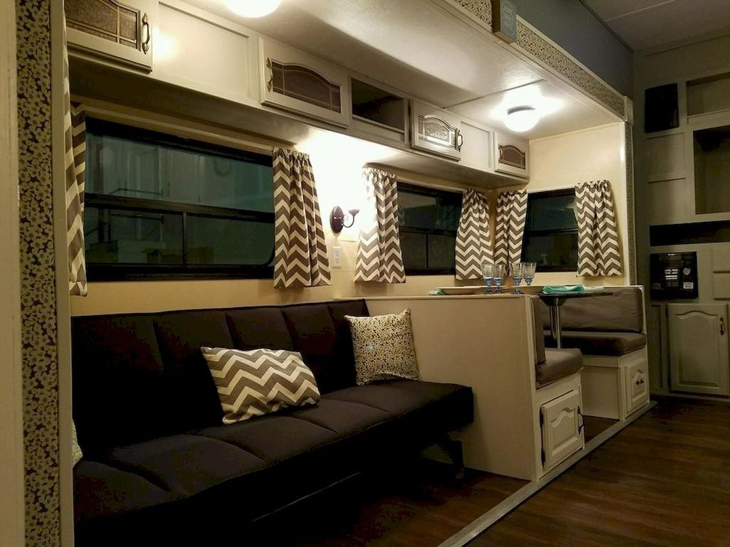 Awesome Rv Living Remodel Design Ideas 15