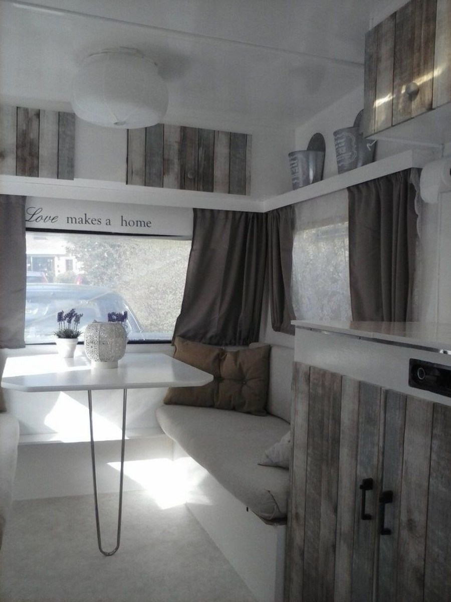Awesome Rv Living Remodel Design Ideas 23