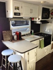 Awesome Rv Living Remodel Design Ideas 37