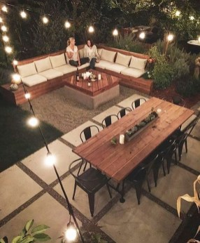 Awesome Small Backyard Patio Design Ideas 04