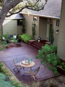 Awesome Small Backyard Patio Design Ideas 15