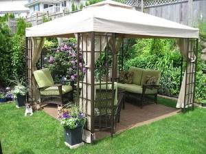Awesome Small Backyard Patio Design Ideas 41