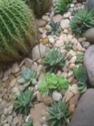 Beautiful Front Yard Rock Garden Design Ideas 13