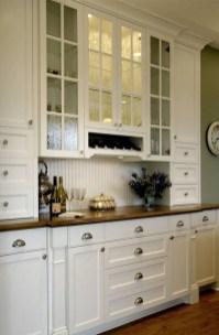 Best White Kitchen Cabinet Design Ideas 03