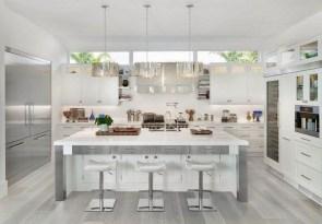 Best White Kitchen Cabinet Design Ideas 10
