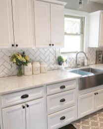 Best White Kitchen Cabinet Design Ideas 13