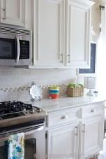 Best White Kitchen Cabinet Design Ideas 16