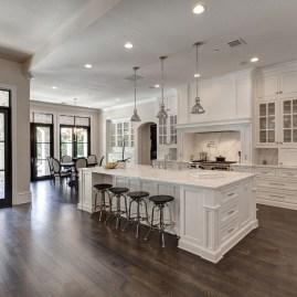Best White Kitchen Cabinet Design Ideas 26