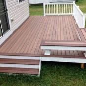 Cozy Backyard Patio Deck Design Decoration Ideas 16