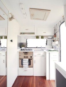 Creative Small Rv Kitchen Design Ideas 05
