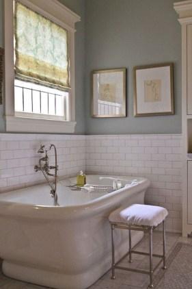 Fresh Rustic Farmhouse Master Bathroom Remodel Ideas 36
