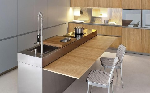 Modern And Minimalist Kitchen Decoration Ideas 02