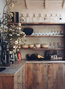 Modern And Minimalist Kitchen Decoration Ideas 32
