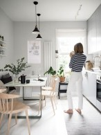 Modern And Minimalist Kitchen Decoration Ideas 37