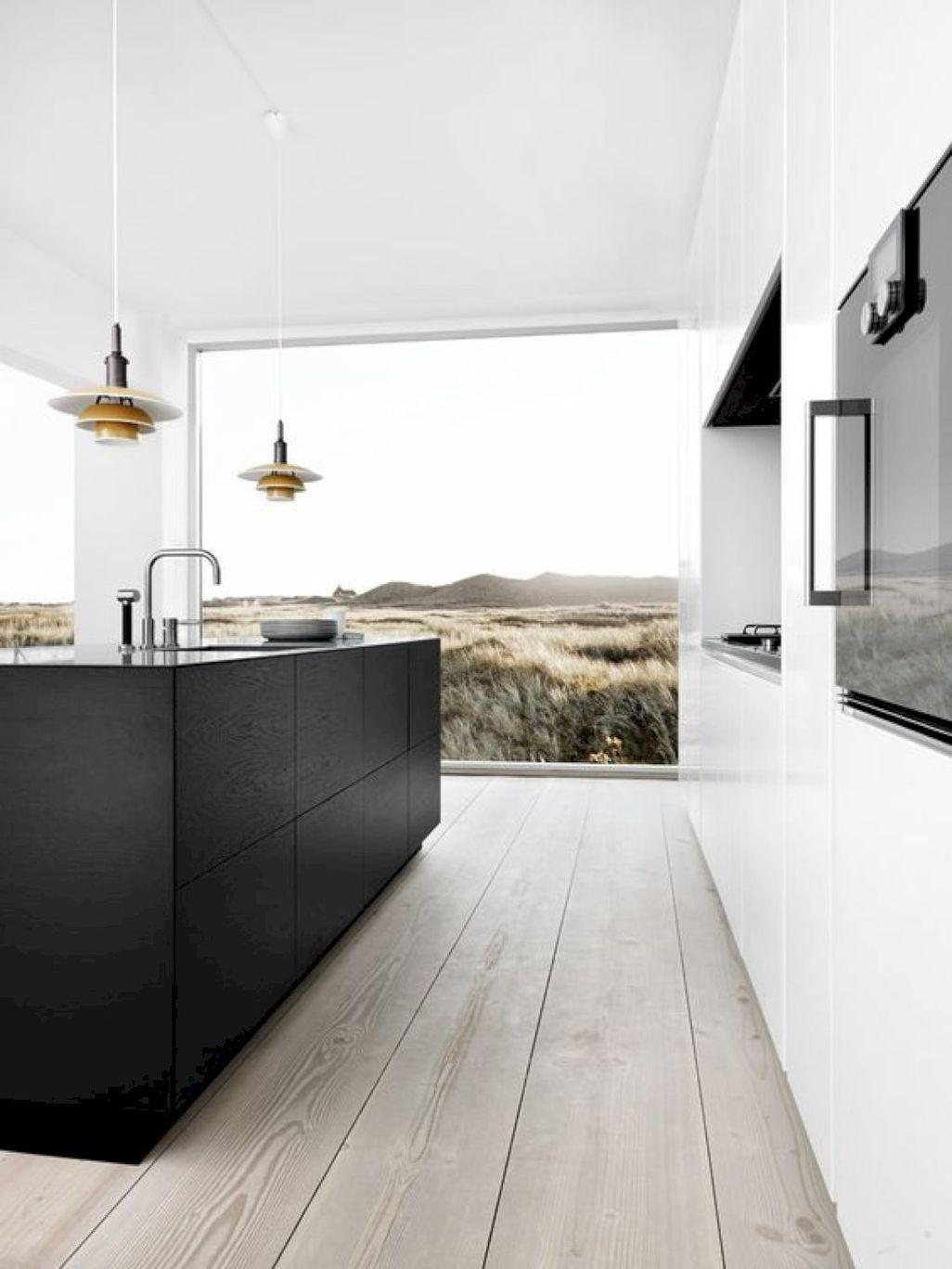 Modern And Minimalist Kitchen Decoration Ideas 40