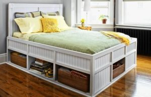 Totally Comfy Rv Bed Remodel Design Ideas 12