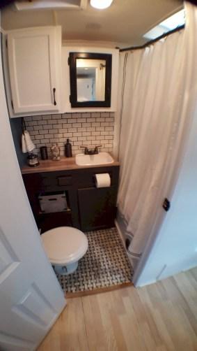 Totally Inspiring Rv Bathroom Remodel Organization Ideas 12
