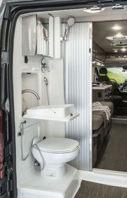 Totally Inspiring Rv Bathroom Remodel Organization Ideas 17