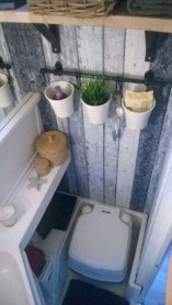 Totally Inspiring Rv Bathroom Remodel Organization Ideas 32