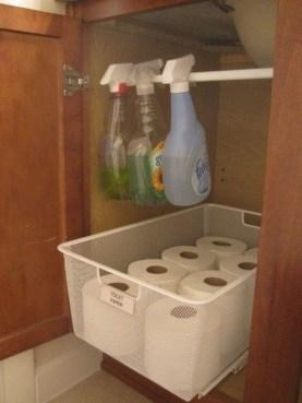 Totally Inspiring Rv Bathroom Remodel Organization Ideas 44