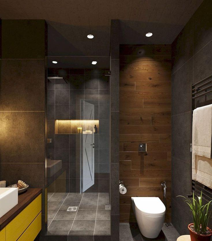 01 Cool Bathroom Shower Makeover Decor Ideas Bathroom