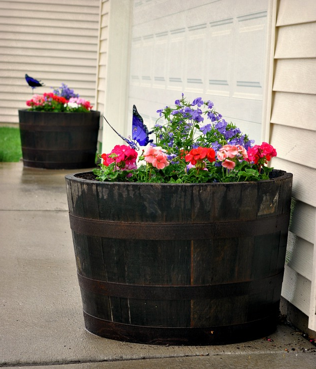 10 Amazing Low Budget Diy Flower Pots For Your Backyard