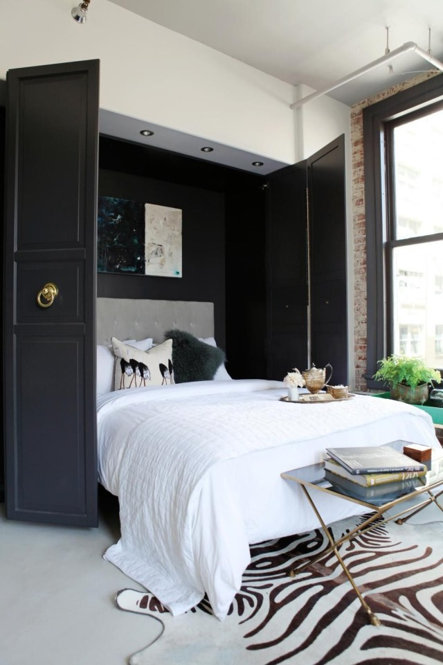 10 Apartment Decorating Ideas Beds For Small Spaces