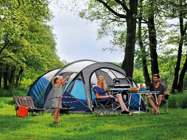 10 Best Family Sized Tents With Images Camping Large